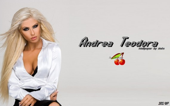 ... to Mobile Phone Andrea Teodora Celebrities Female wallpaper num.15