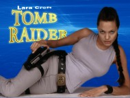 lara croft, tomb raider, mrs smith, sexy / Angelina Jolie