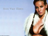 Ann Van Elsen / Celebrities Female