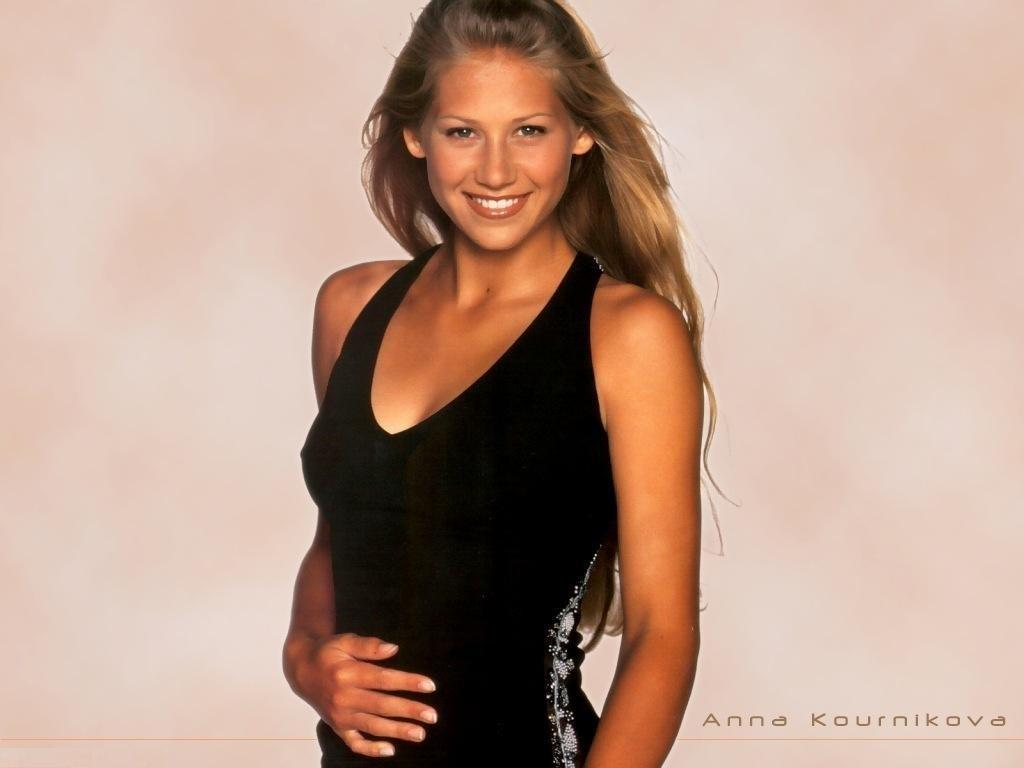 Download Anna Kournikova / Celebrities Female wallpaper / 1024x768