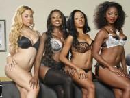Anya Ivy, Diamond Jackson, Jade Aspen & Jasmine We / Anya Ivy