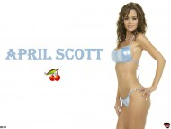 April Scott / Celebrities Female