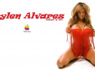 Download Aylen Alvarez / Celebrities Female