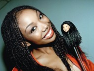 High quality Brandy Norwood  / Celebrities Female