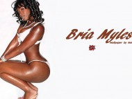 HQ Bria Myles  / Celebrities Female