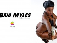 Download Bria Myles / Celebrities Female