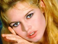 Pretty face / Brigitte Bardot