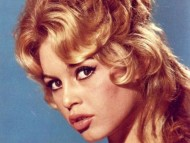 Signed photo / Brigitte Bardot