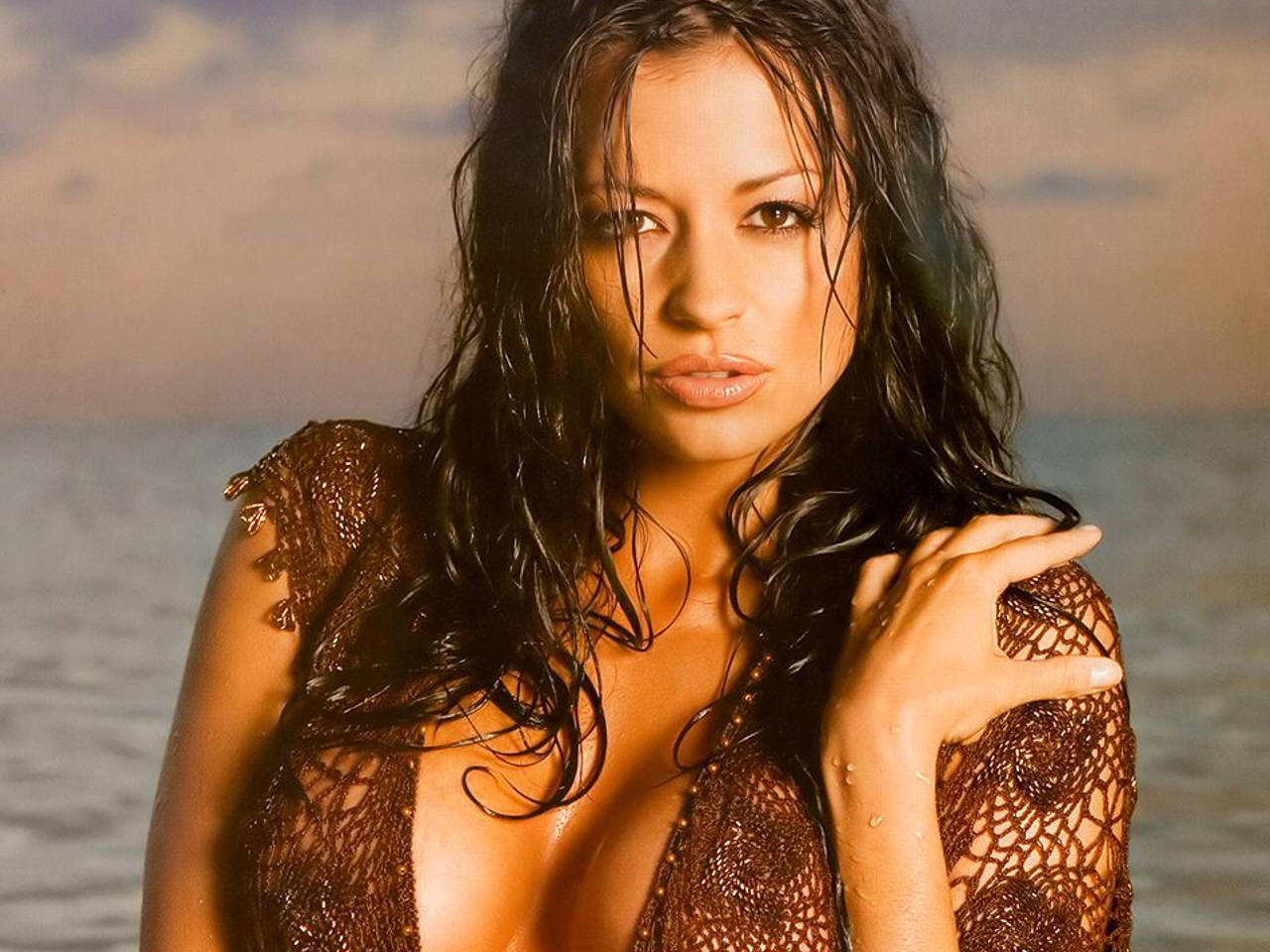 Download High quality Candice Michelle wallpaper / Celebrities Female /