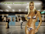 Caprice Bourret / Celebrities Female