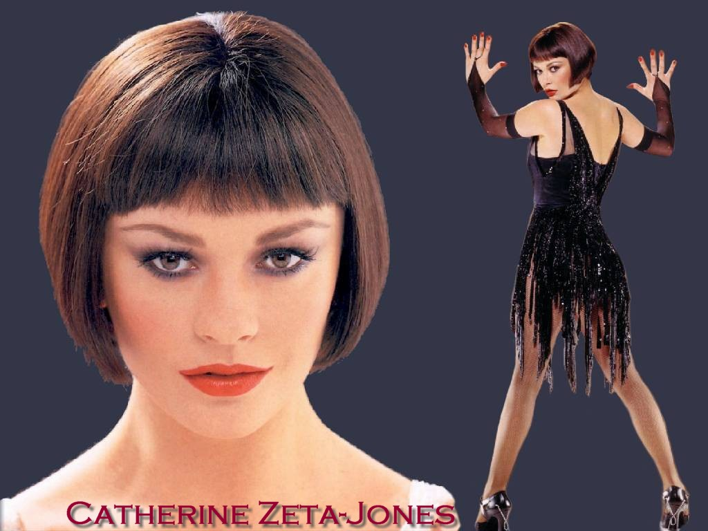 Full size Catherine Zeta Jones wallpaper / Celebrities Female / 1024x768