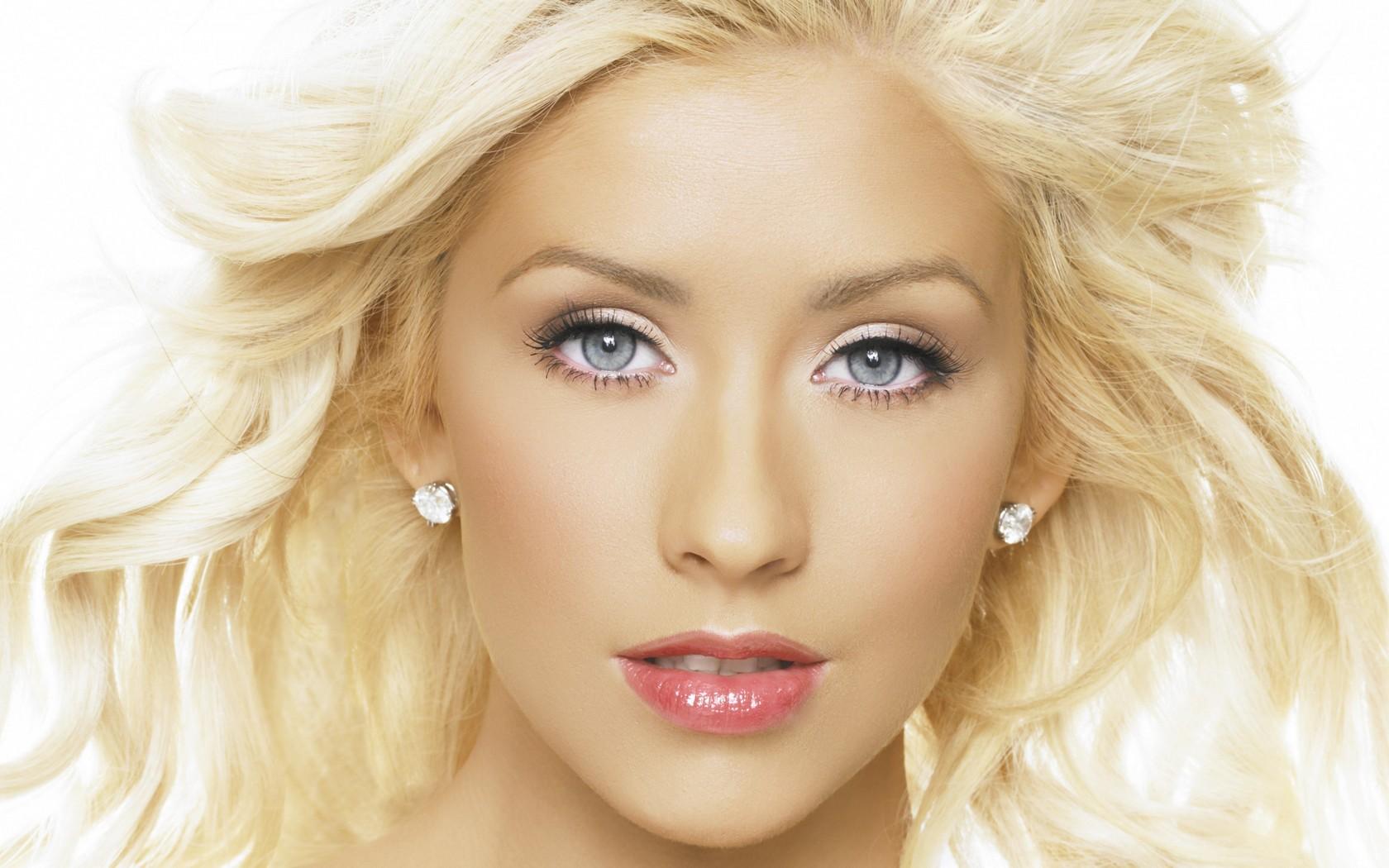 Christina Aguilera Celebrities Female wallpaper