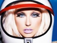 astronaut / Christina Aguilera