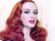 Christina Hendricks / Celebrities Female