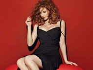 Download red lips / Christina Hendricks