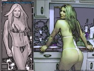 Christina Lindley / Celebrities Female