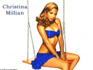 Download Christina Milian / Celebrities Female