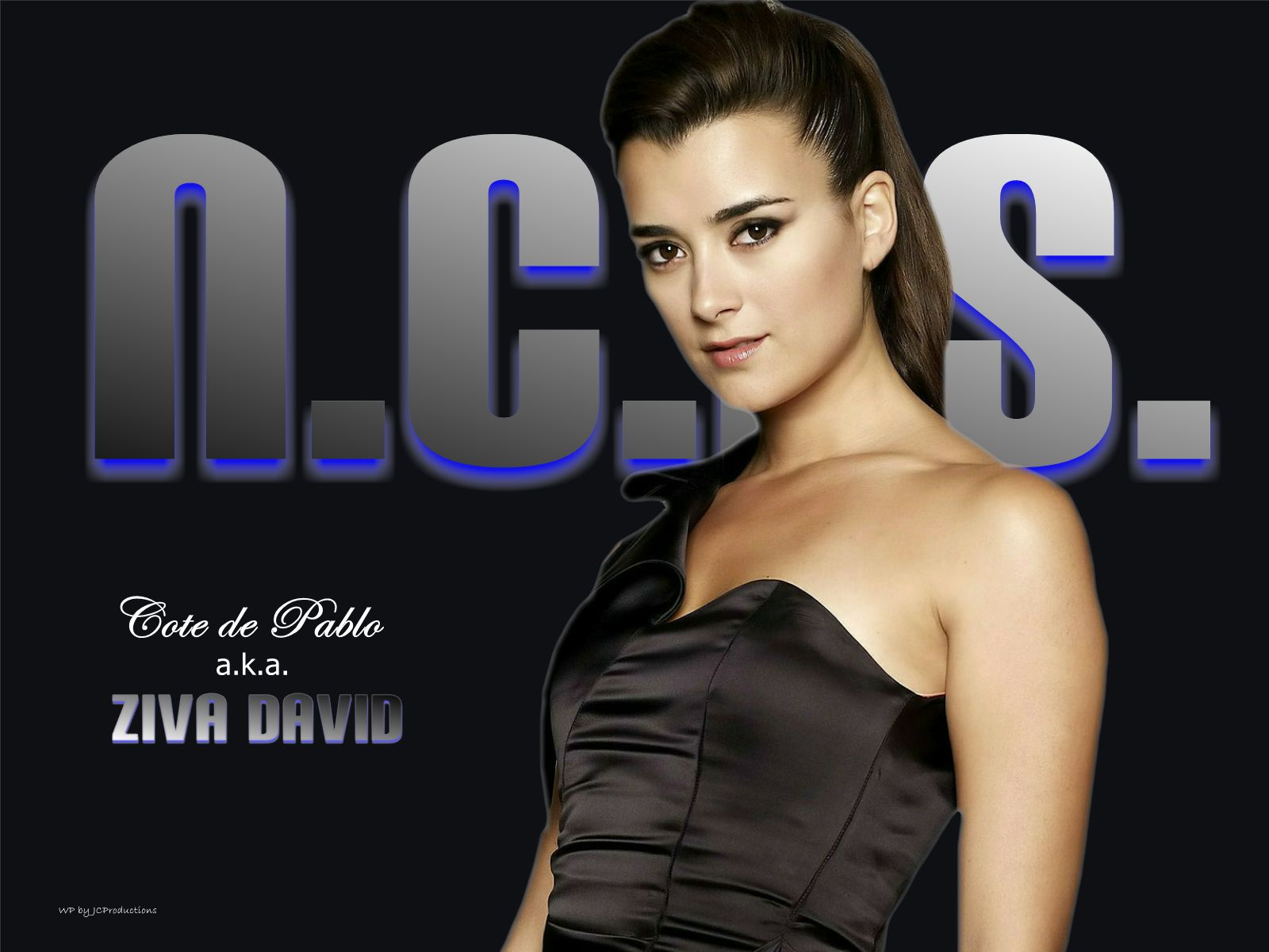 De Pablo Ziva David Gibbs Girls Sey Cote Wallpaper