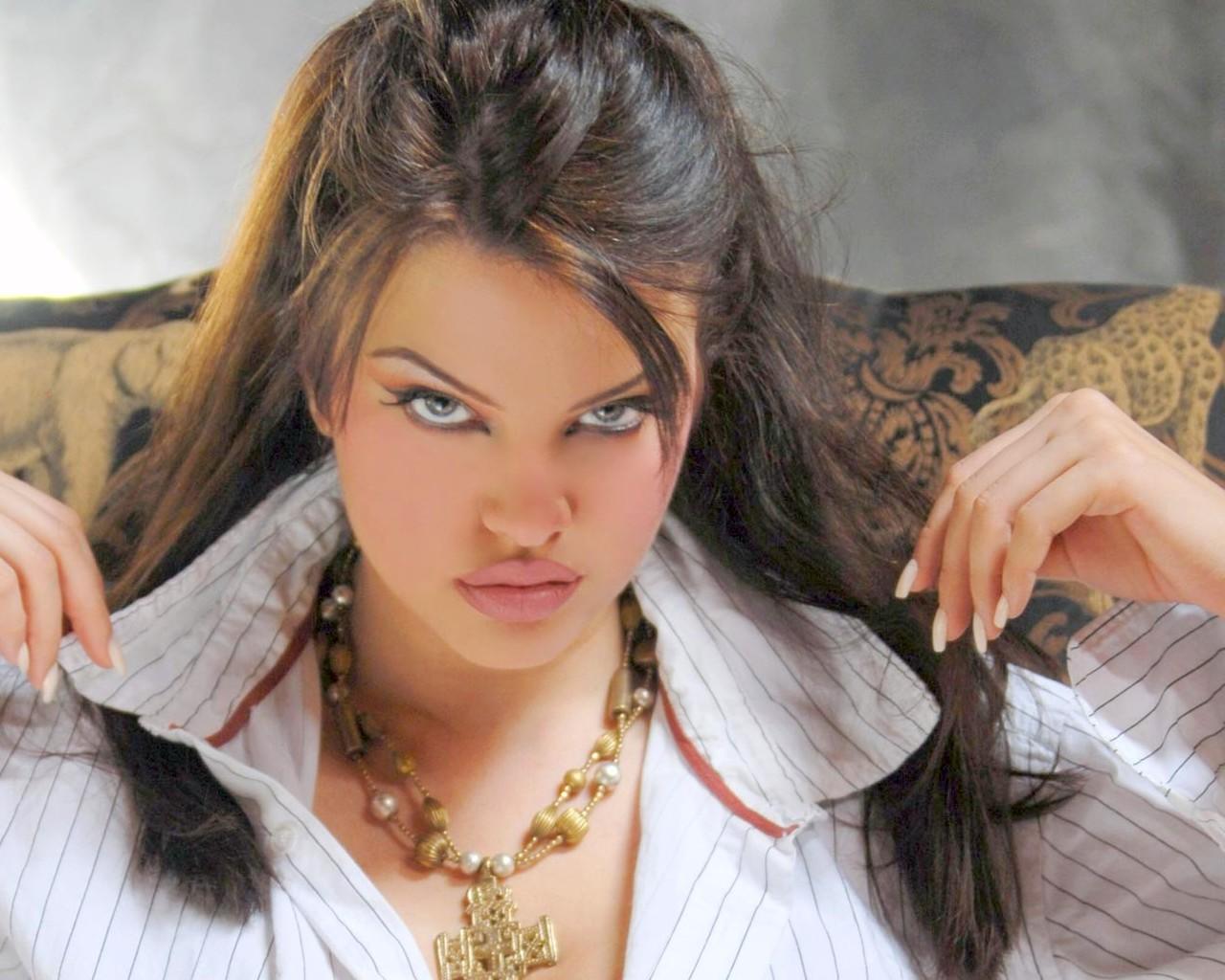 Download High quality Dana Hamm wallpaper / Celebrities Female ...