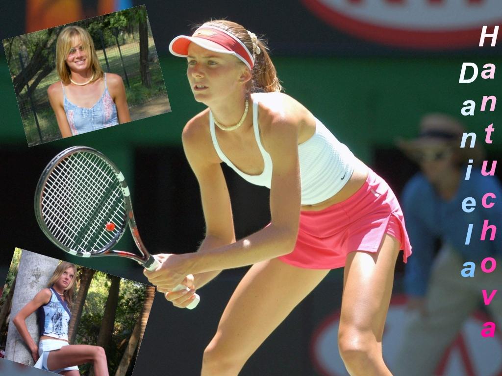 Full size Daniela Hantuchova