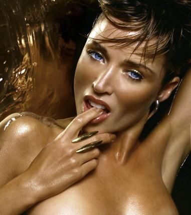 Send to Mobile Phone Dannii Minogue Wallpaper Num 9