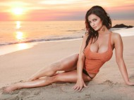 Download Denise Milani / Celebrities Female