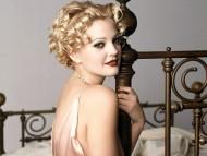 retro style / Drew Barrymore