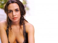 beauty face / Eliza Dushku