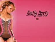 High quality Emily Davis  / Celebrities Female