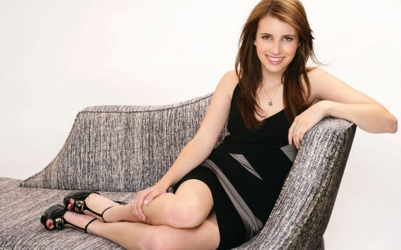 Free Send to Mobile Phone Emma Roberts Celebrities Female wallpaper num.1