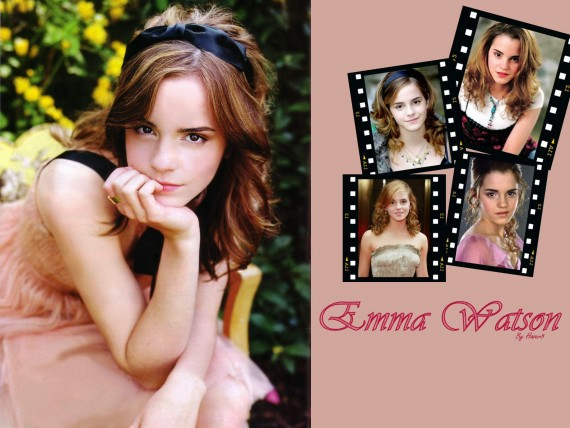 Free Send to Mobile Phone Emma Watson Celebrities Female wallpaper num.40