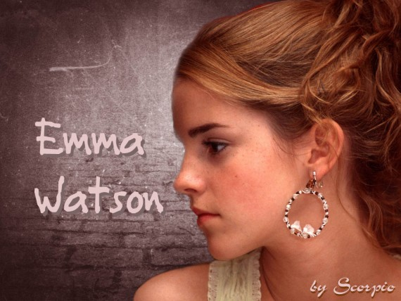 Send to Mobile Phone Emma Watson Wallpaper Num 45