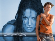 Evangeline Lilly / HQ Celebrities Female