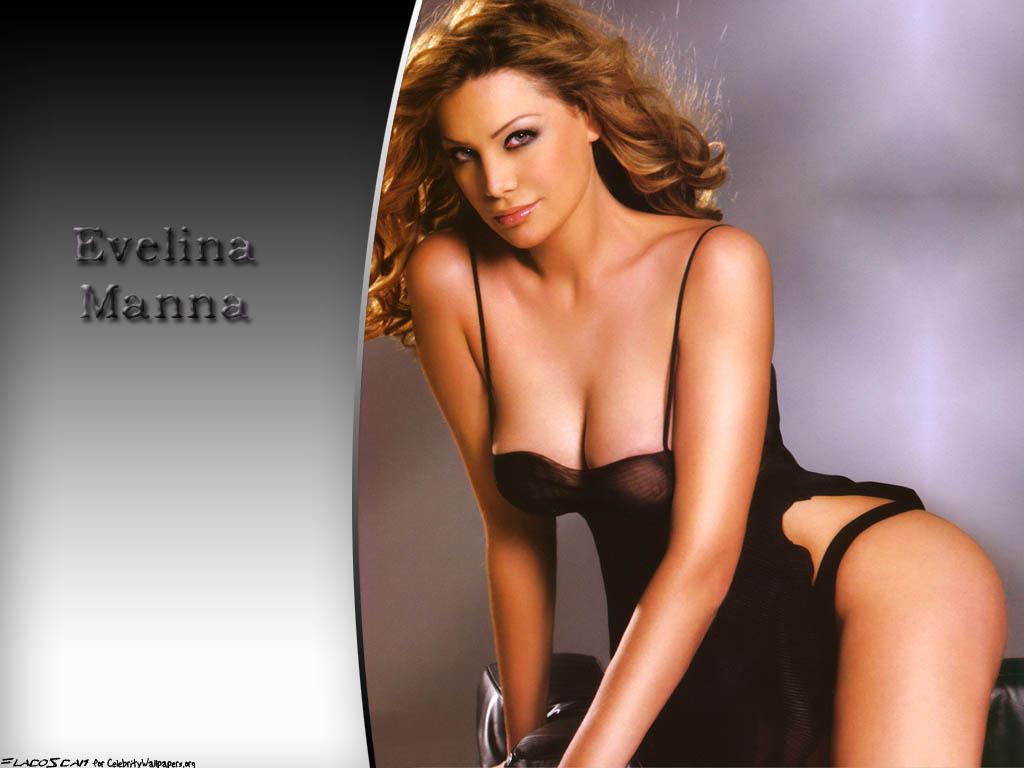 Evelina Manna - Wallpaper