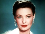 Download Gene Tierney / Celebrities Female