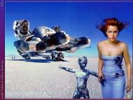 Gillian Anderson / Celebrities Female
