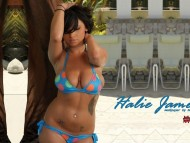 Download Halie James / Celebrities Female