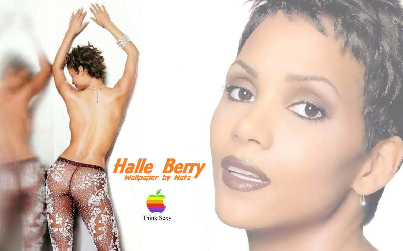 Download full size Halle Berry wallpaper / Celebrities Female