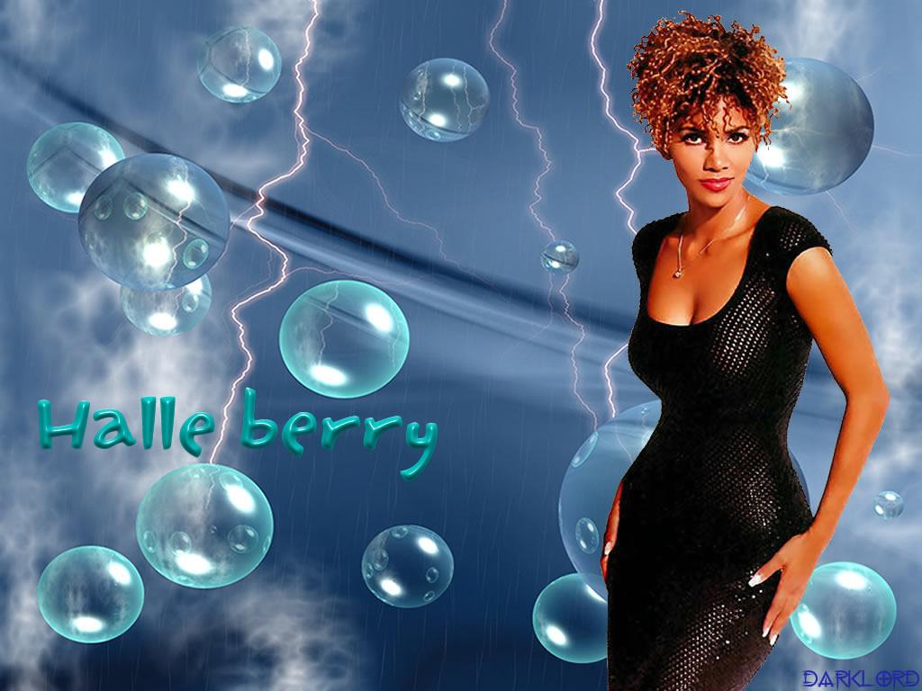 Download Halle Berry / Celebrities Female wallpaper / 1024x768