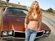 Heather Vandeven / Celebrities Female