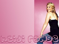 Heidi Range / Celebrities Female