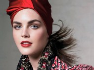 Hilary Rhoda / High quality Celebrities Female