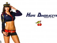 Hope Dworaczyk / Celebrities Female