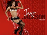 black lingerie / Janet Jackson