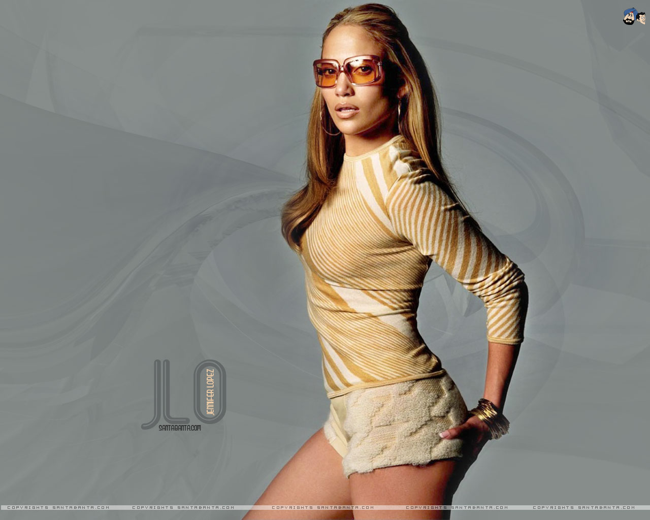 Download HQ Jennifer Lopez wallpaper / Celebrities Female / 1280x1024