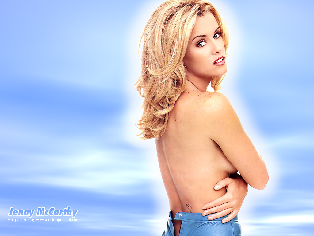 Full size Jenny Mccarthy wallpaper / Celebrities Female / 1024x768