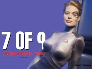 jeri ryan wallpaper, 7 of 9 wallpapers, star trek, leverage, sexy wallpapers, beauty, boston public wallpaper / Jeri Ryan