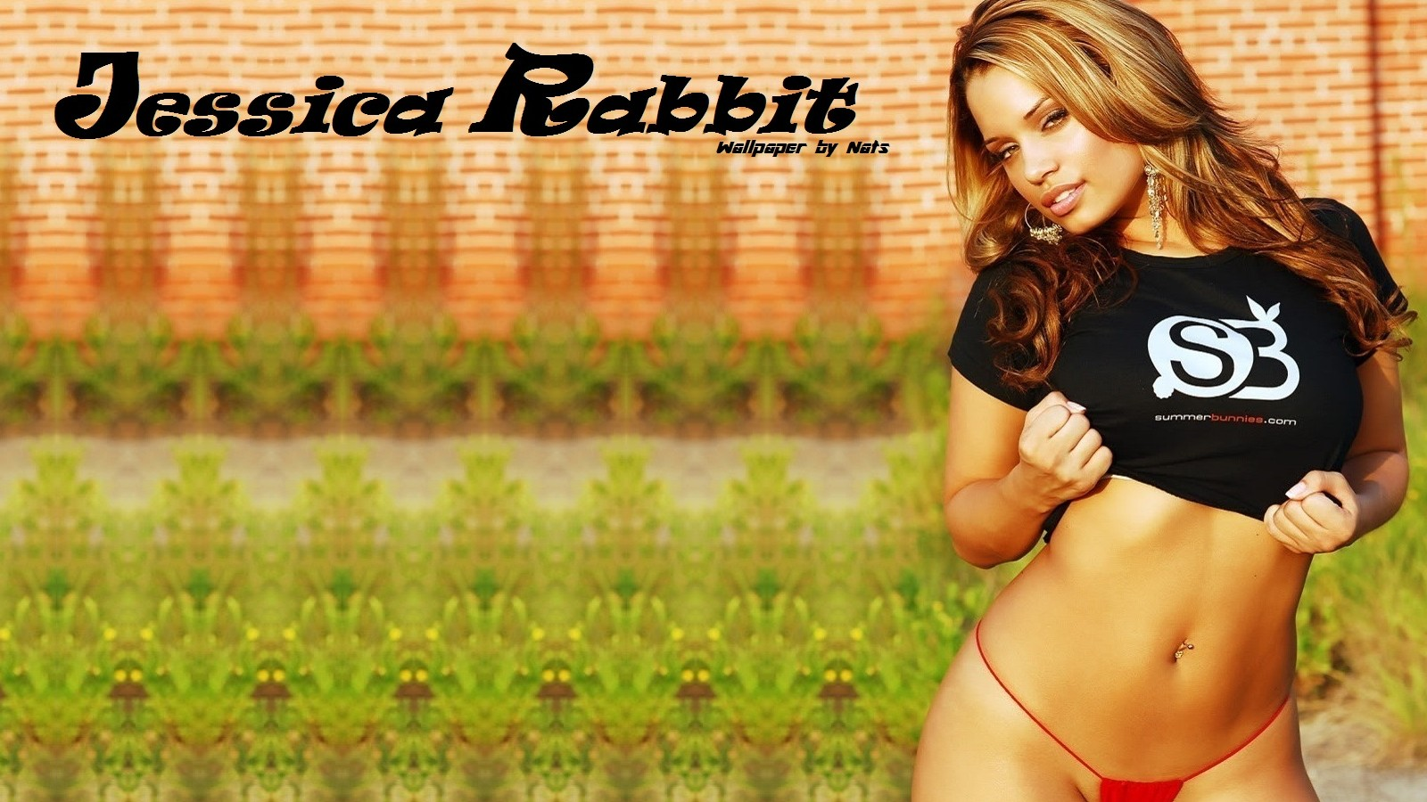 Download HQ Jessica Rabbit wallpaper / Celebrities Female / 1600x900