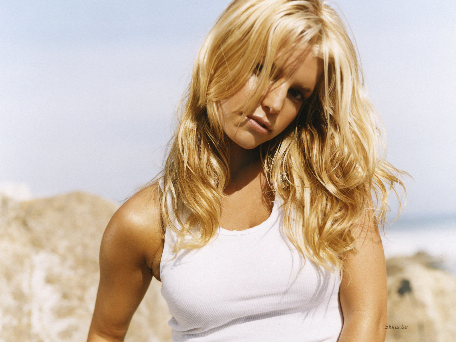 Download High Quality Jessica Simpson Wallpaper Celebrities Female