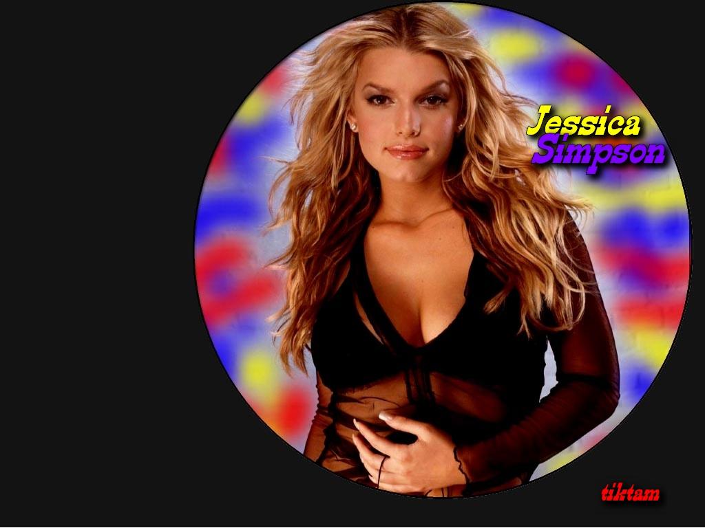 Download Jessica Simpson Celebrities Female Wallpaper